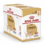 ROYAL CANIN CHIHUAHUA BOX 12x85G POUCH