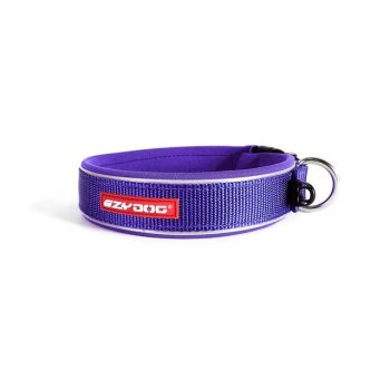 EZYDOG NEO CLASSIC COLLAR MEDIUM PURPLE